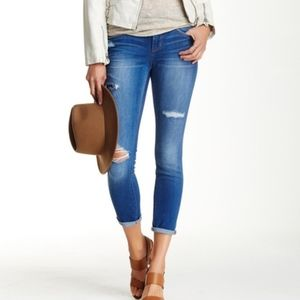 Articles of Society Skinny Crop Jeans